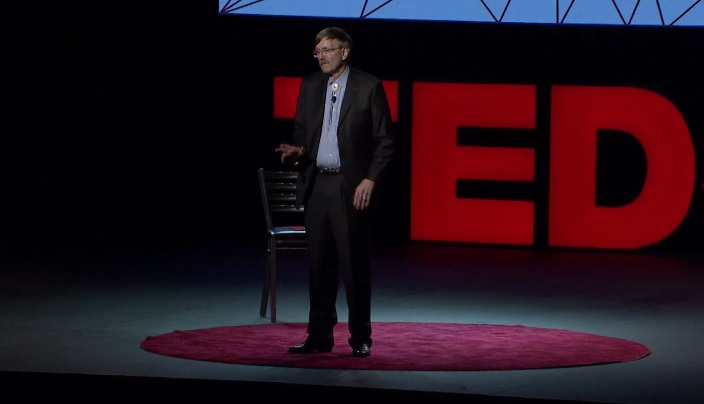 Norman Beck at TedX SMU