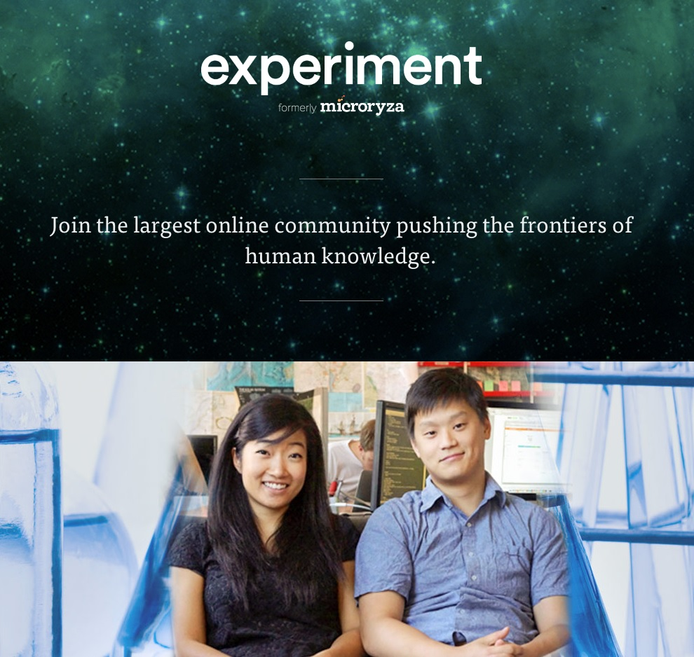 peerspectrum- experiment.com - Cindy Wu and Denny Luan