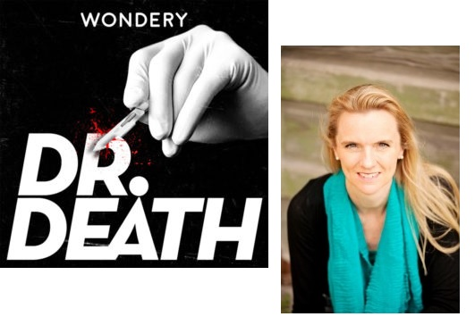 peerspectrum laura beil- Dr. Death Podcast