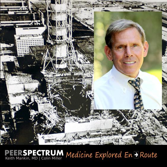 peerspectrum podcast- peter gale- chernobyl